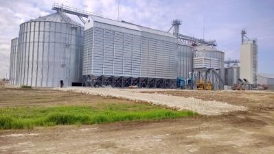 Строительство силосов для зерна