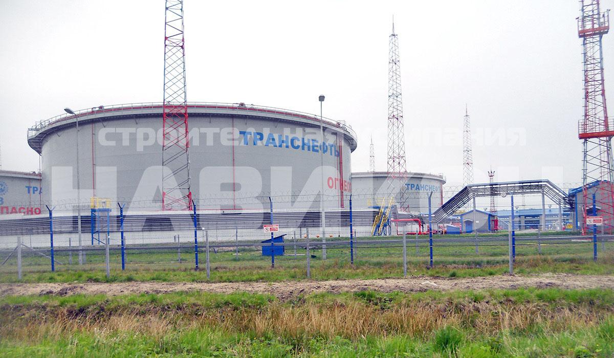 Транснефть - «Нефтебаза Усть-Луга»
